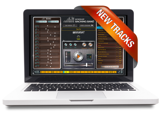 Worship Backing Band MultiTracks