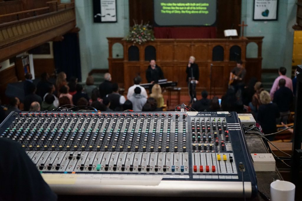 Worship MultiTrack Stems