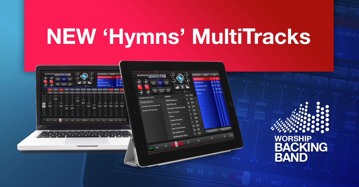 hymns-multitracks