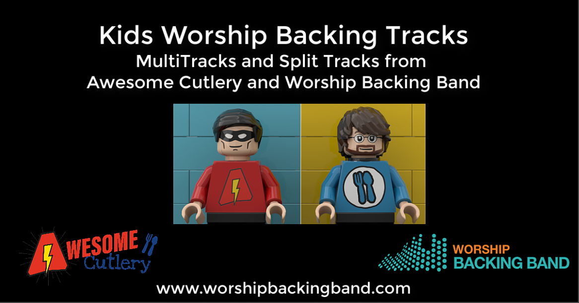 12 new kids worship songs available as MultiTracks and Video Split Tracks