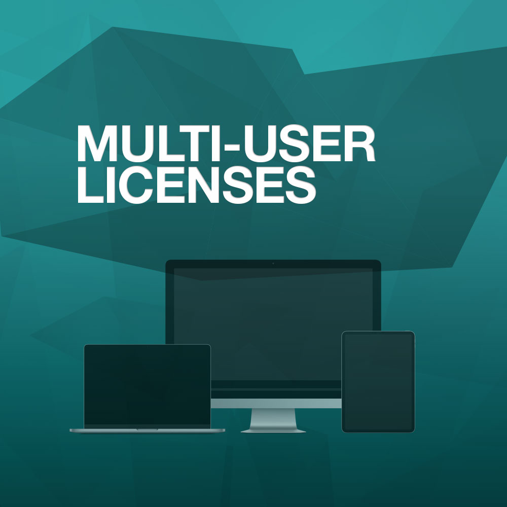 Multi-user licenses explained for Worship Backing Band