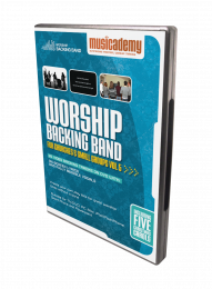 Worship Backing Band for Churches and Small Groups -  Volume 5