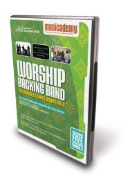 Worship Backing Band for Churches and Small Groups - Volume 6