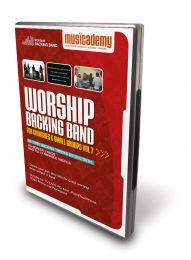 Worship Backing Band for Churches and Small Groups Vol 7